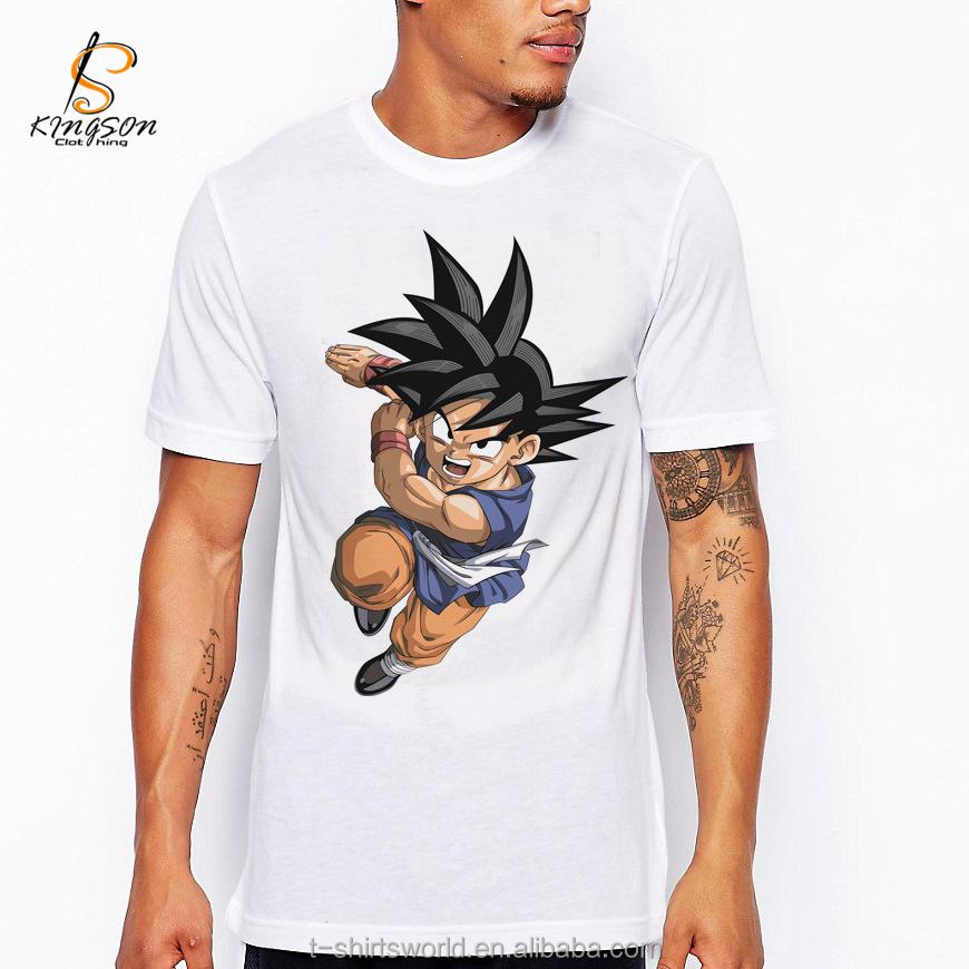 Dragon Ball Shirt, Dragon Ball Shirt Suppliers and Manufacturers at  Alibaba.com