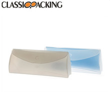 New style double eyeglass case