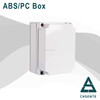 Various Size PCB Enclosure Electrical Din Rail Box