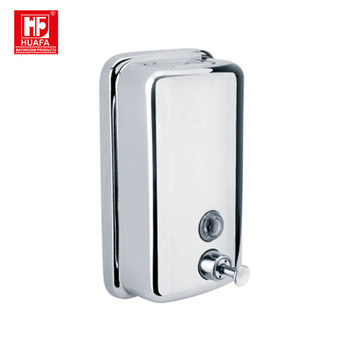 1,000ml Stainless steel lotion liquid soap dispenser