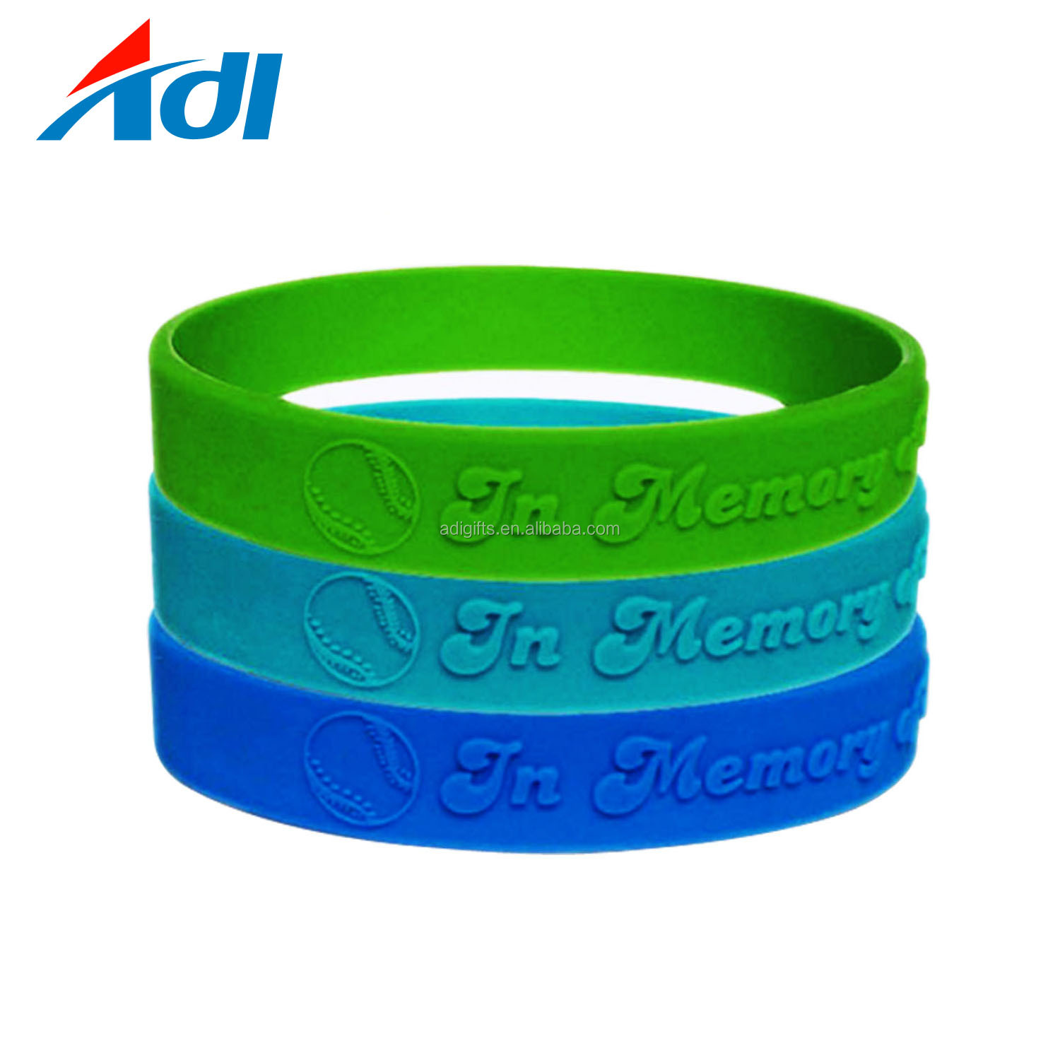cool gift  energy bracelet  custom silicone PVC sports wristband for man