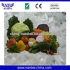 1.5ton/d energy saving flake ice plant for supermarket