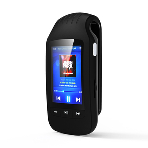 Promotion Gift Mini Portable Clip MP4 TFT Screen With Card Slot MP3 Player For Running