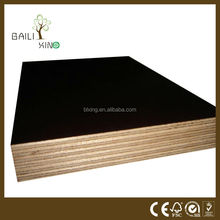 MDO Film Faced Plywood for Advertising Board, Yellow Film Plywood Board