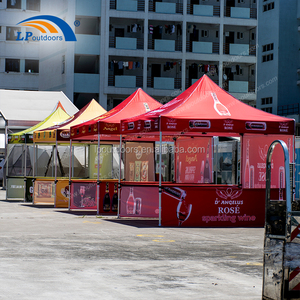 Outdoor trade show event advertise fold canopy tent for sale