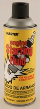 Master Starting Fluid 12/11oz.