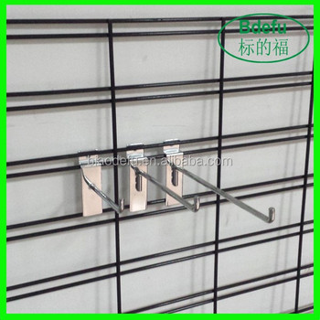 2015 New Products Multifunctional Black Welded Wire Mesh Slat ...