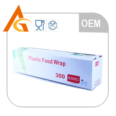 Food packing export to usa wrap stretch film jumbo roll