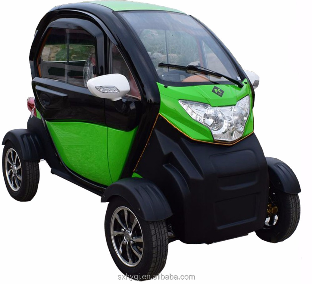 New energy automobile electric 4-wheeled vehicle