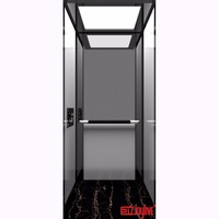 Building 2 person small home mini lift elevator for sales