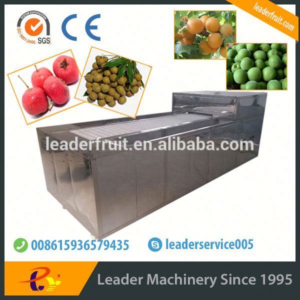 Leader mango peeling machine with pitting and pulping with CE&ISO certificates