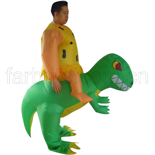 get quotations free shipping inflatable dinosaur costume ride on dinosaur halloween costumes for man