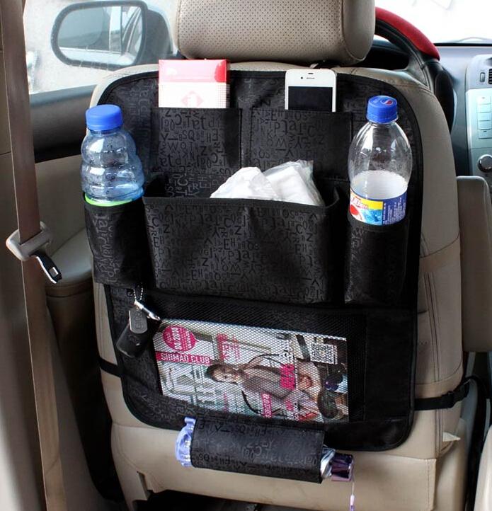 Diy Back Seat Car Organizer All About Diy Ideas