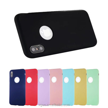 new product a2755 61d35 Ultrathin Soft Silicone Mobile Phone Case For Apple Iphone X Back Cover For  Iphonex - Buy For Iphone X Case Shockproof,For Iphone X Cases,For Iphone X  ...