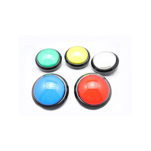 China Supplier Arcade Game Push Buttons