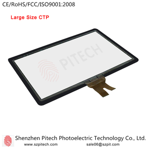 LCD Touch Screen Digitizer Capacitive Multitouch Panel Kit
