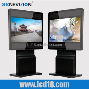 becoming popular improve revenues Multi Monitor Solutions lcd advertising player