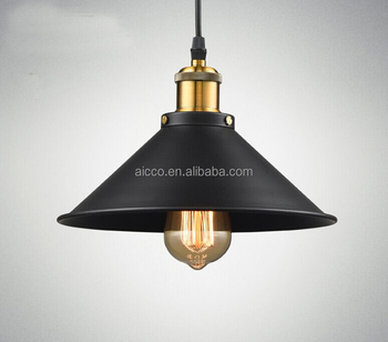 Wonderful Aicco Vintage Dining Room Retro Lamp Loft Pendant Industria Lighting Iron  Edison White Light Bulb