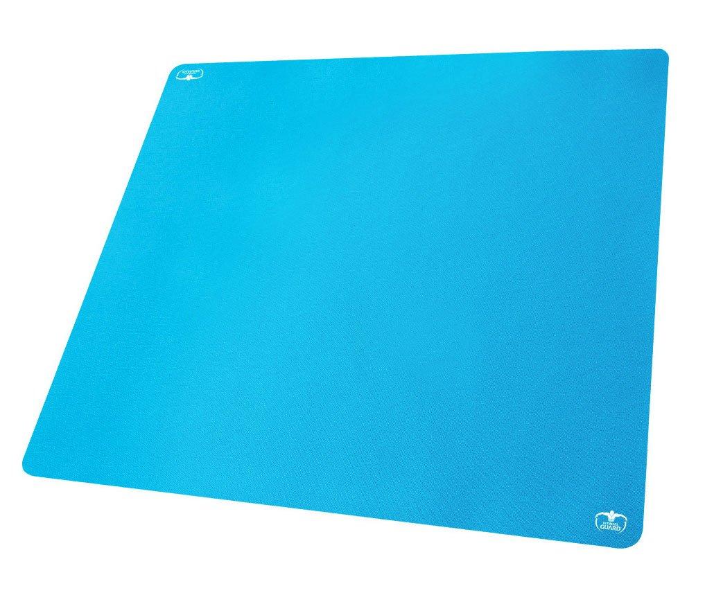 Monochrome Double Playmat, Light Blue