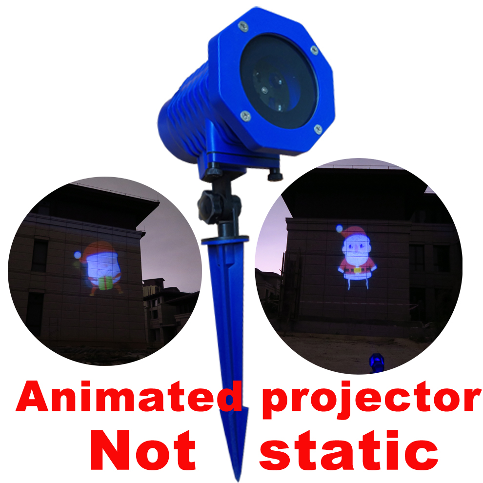 2018 new LED animated projector as top selling products on amazon