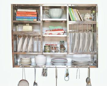Huge Stainless Steel Kitchen Plate Rack 30x42 Rbj Buy Stainless Steel Kitchen Utensil Rack Product On Alibaba Com