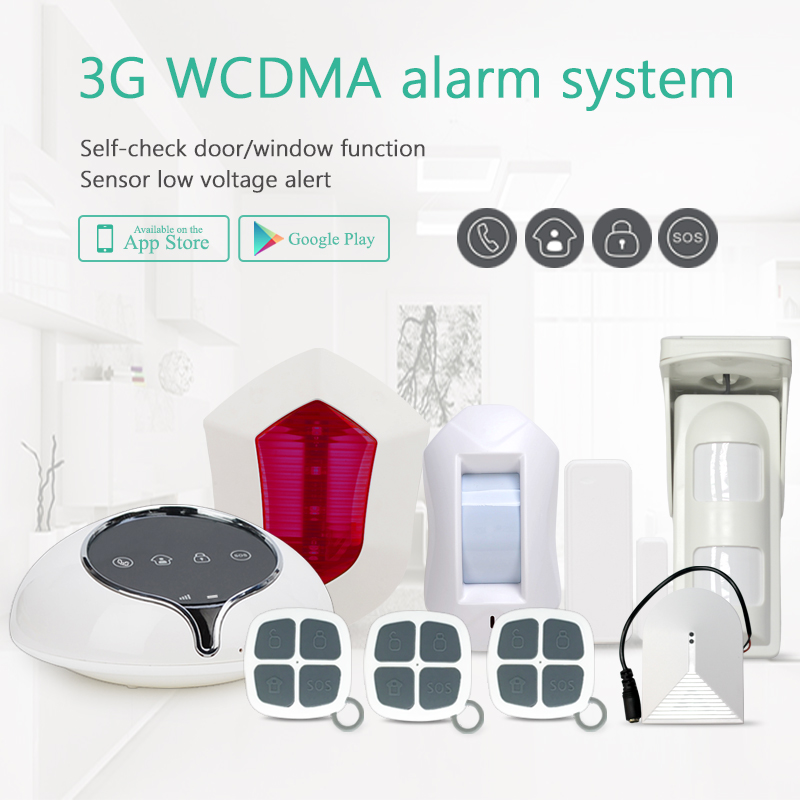 Burglar alarm manufacturer ! wireless GSM security system with 24 hours alarm,SOS alarm make home safety!