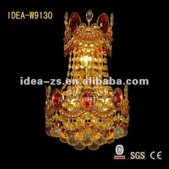 Luxury Crystal Wall Mounted Chandelier Indoor Wall Light Lamp Lights