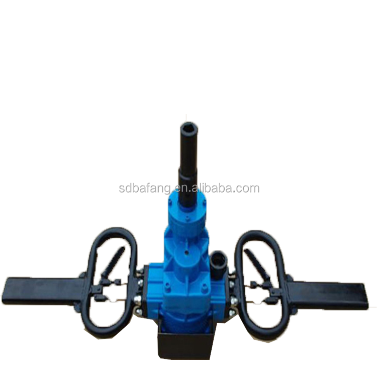 The zqsj-140 pneumatic hand-held outburst prevention drill