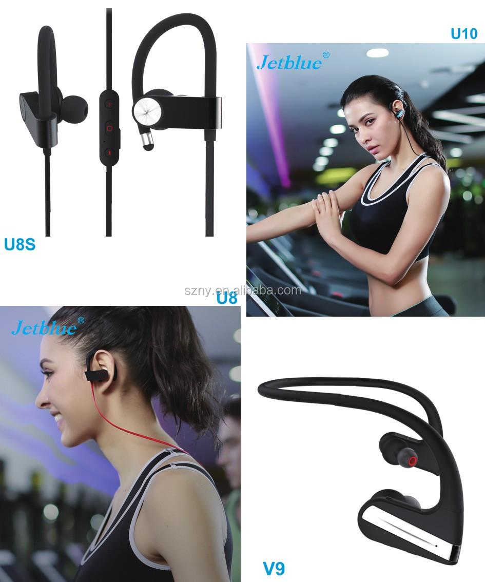 2017 hot new electronics products generic wireless stereo earphone earbuds