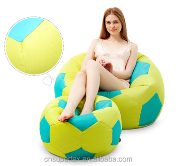 Magnificent Design Style Soccer Ball Shape Relaxing Lazy Football Leather Soccer Bean Bag Chair Buy Soccer Bean Bag Chair Football Leather Bean Bag Chair Ocoug Best Dining Table And Chair Ideas Images Ocougorg