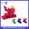 Hot selling new model stomach shape plastic mini tape dispenser for medical promotion ABR142