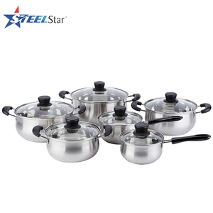 Eco-Friendly Feature and CE/EU Certification cookware set