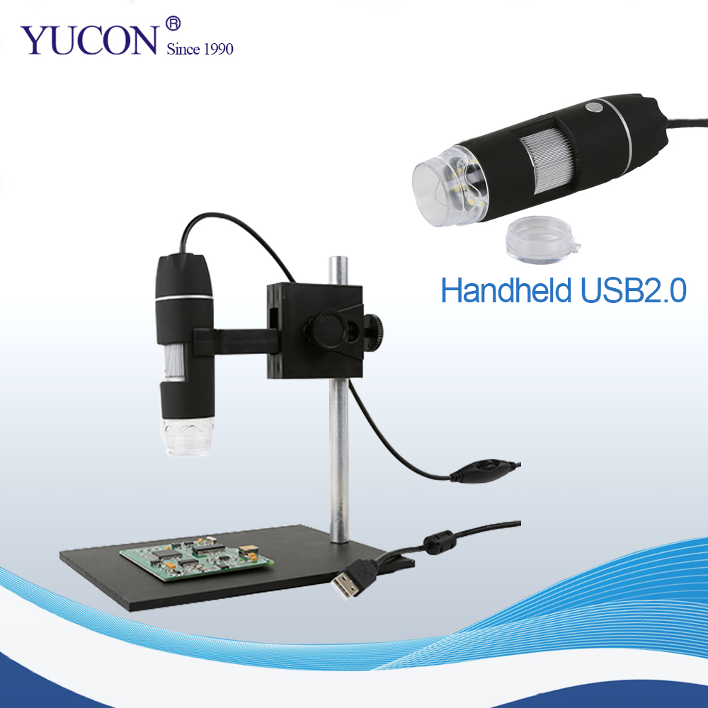 0.35Mp USB 2.0 CMOS microscope industrial digital eyepiece camera