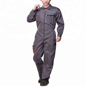 Long Sleeved Uniform Wear Work Suit Engineering Uniform Workwear
