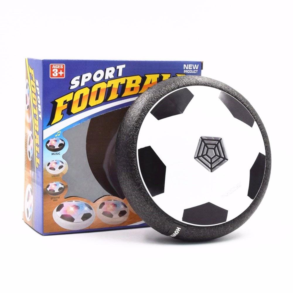 3734d991e7c8 Ningbo Junye Hover Soccer Ball Air Power Ball Indoor Sport Ball with LED  Light for Children Gift