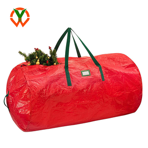 Customized Non-Woven Polyester Artificial Christmas Tree Storage Bag