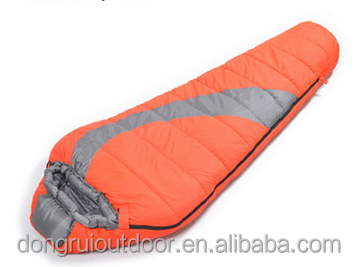 3 Seasons High Quality Super Soft Outdoor Camping Sleeping Bag