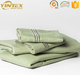 Luxury 4pc Bed Sheets Set Top Quality Brushed Microfiber Bedding Set with 5 Size Home Textile