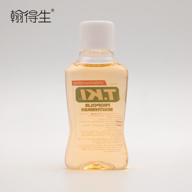 Wholesale T.KI brand propolis mouth wash mouthwash