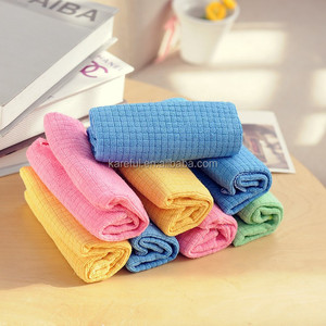 Microfiber Washable Mop Cloth Dry and Wet Mop Cloth