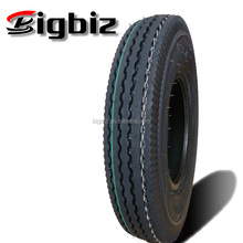 55% rubber content black casing motorcycle tire for 3 wheels motorcycle