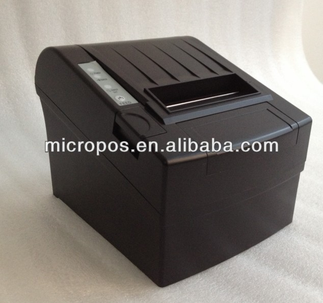 High printing speed 80mm retail thermal billing printer
