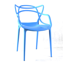 Cute national plastic gardern chair with butterfly back