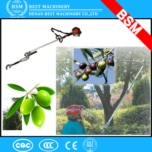 gasoline type small coconut picker Olive shaker / olive tree shaker / Olive Harvest Machine