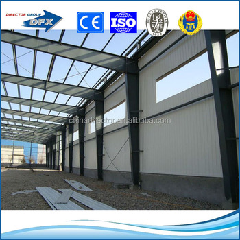 China Prefab Light Steel Frame Erection And Fabrication Of Steel ...