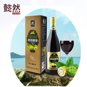 OEM Natural fermented noni fruit beverage ISO 9001 certification pure enzyme drink