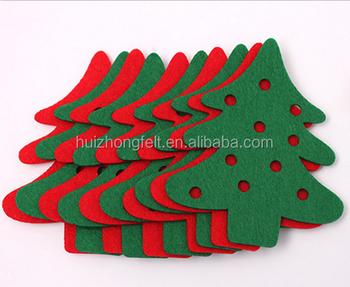 high quality felt christmas buntings or flag for decoration - Decorative Christmas Flags