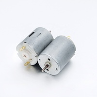 Low price 5v 6v size 280 3v cheap micro dc electric brushless shaver motor powerful shaver toy motor