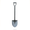 Hot Promotion whole-body Y type grip metal round point garden shovel