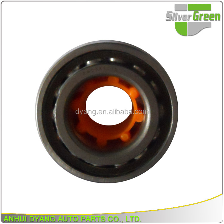 TRANS AUTO PARTS FOR TOYOTA Corolla Yaris CHEVROLET Prizm 1.6L 1.8L wheel hub bearing DAC387236 510007 38BWD12
